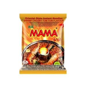 Mama Noodle Creamy Tom Yum Flavour 55g