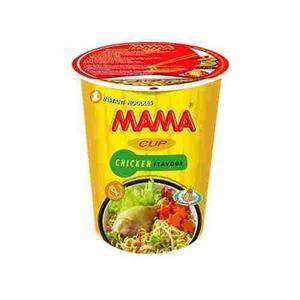 Mama Cup Chicken Flavour 70g