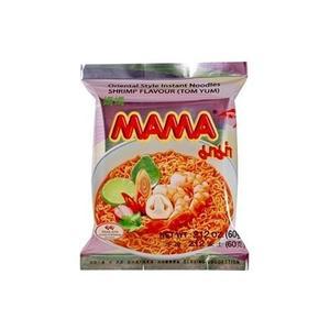 Mama Noodle Shrimp Tom Yum 60g
