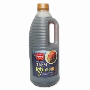 Fish Sauce Anchovy 2.5L