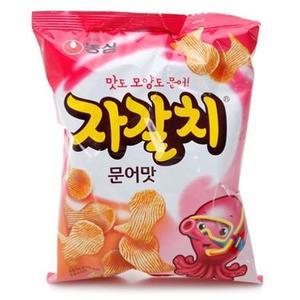 Jagalchi Squid Chips 90g