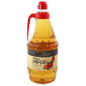 Premium Apple Vinegar 1.8L