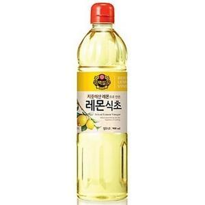 Cj Lemon Vinegar 900ml