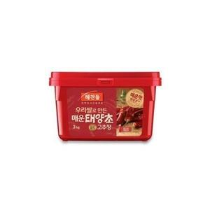 Cj Gochujang, Red Pepper Paste Spicy 3kg