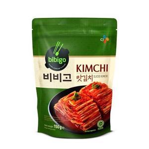 Bibigo Sliced Mat Kimchi 150g