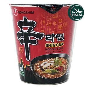 Shin Ramyun Cup Halal 68g