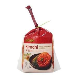 Cj Cabbage Kimchi Whole 1kg