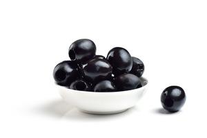 Spain Black Pitted Olive 1kg