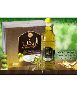 Alsanna Al Riad Olive Oil Syrian 1L