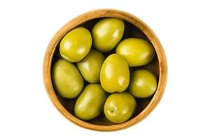 Egypt Green Olive Large 250g
