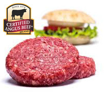 Canadian Angus Burgers 4x120g