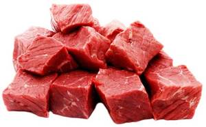 Australian Beef Cube Barbeque 250g