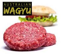 Canadian Beef Wagyu Burger 4x120g