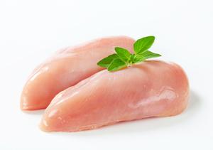 Fresh Chicken Breast 2 Pcs 500g
