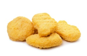 Chicken Nuggets Frozen 12 to 16 Pcs 500g
