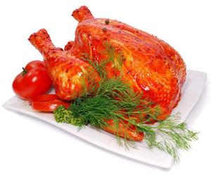 Marinated Chicken Whole Fresh 1100g