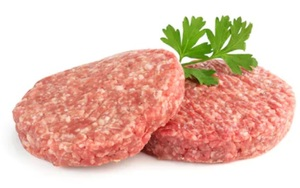 Lamb Burger 4x100g
