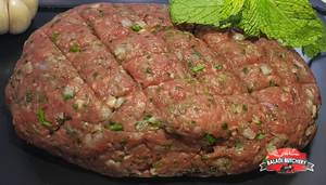 Lamb Kafta Low Fat 250g