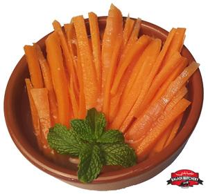 Carrot Sticks With Lemon Sauce 220g
