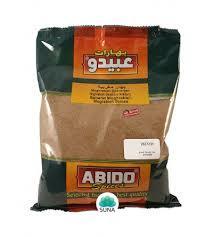 Abido Moghrabieh Spice 50g