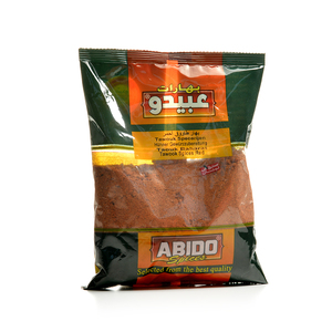 Abido Red Tawouk Spice 50g