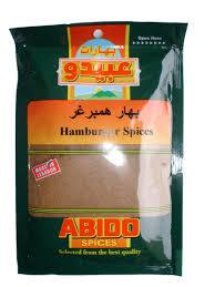 Abido Hamburger Spice 50g