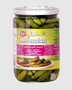 Pickled Cornichon Jar 600g