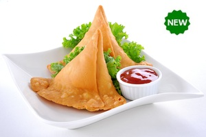 Chicken Samosa 1pc