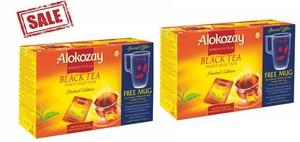 Alokozay Tea Bags 200s+2mug