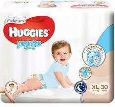 Huggies Ultra Comfort Baby Diapers Junior Pack Size 5 12-22 kg 30pcs