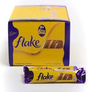 Flake Snack 36x18g