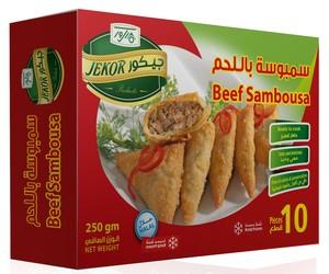 Jekor Beef Sambousa 300g
