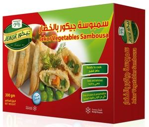 Jekor Vegetable Sambousa 300g