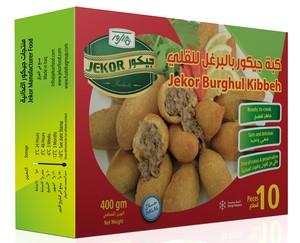 Jekor Meat Burghul Kibbeh 400g