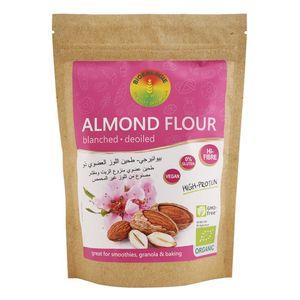 Bioenergie Organic High Fibre Almond Flour Vegan Gluten Free Lactose Free 150g
