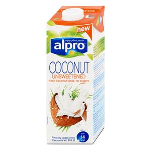 Alpro Milk Coconut Unsweetened 1L