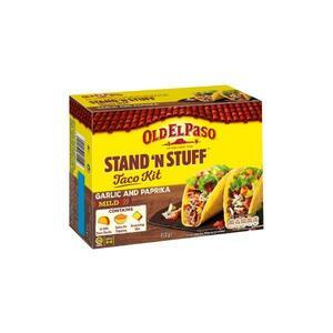Old El Paso Stand N Stuff Mini Soft Tortillas 312g