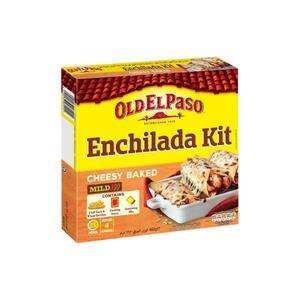 Old El Paso Burrito Dinner Kit 663g