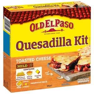 Old El Paso Quesadilla Kit 505g