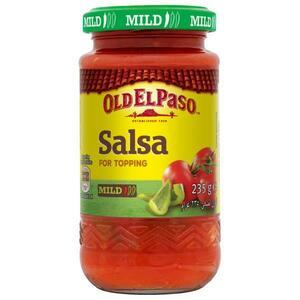 Old El Paso Taco Salsa Mild 235g