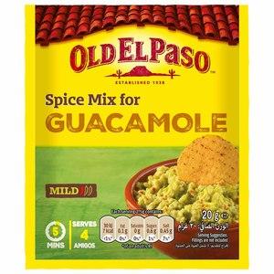 Old El Paso Spice Mix Guacamole 20g