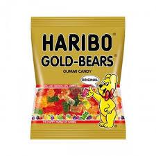 Haribo Gold Bears Jelly Candy 30g