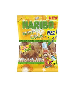 Haribo Jelly Candy Happy Cola 30g