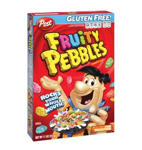 Post Fruity Pebbles Cereal 311g