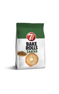 7 Days Zaatar Baked Rolls  175g