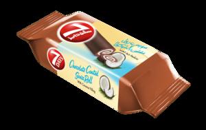 Almarai 7days Enrobed Swiss Roll Coconut 38g