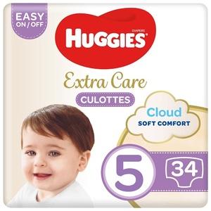 Huggies Active Baby Pants Size 5 12-17 kg 34pcs