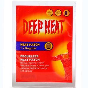Mentholatum Deep Heat Patch 1s