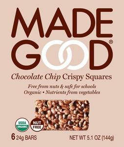 Made Good Granola Bar Chocolate Chips 144g