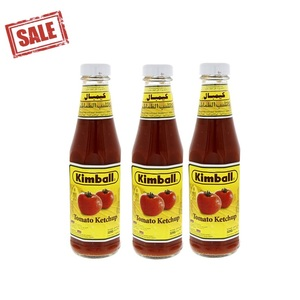 Kimball Tomato Ketchup Squeezy 3x340g